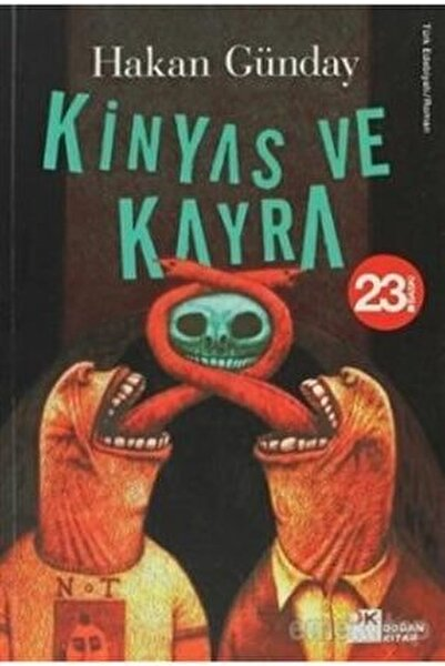 Kinyas ve Kayra Hakan Günday