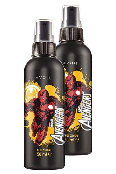 AVON Marvel Avengers Edc 150 ml Erkek Çocuk Parfüm 2li Set