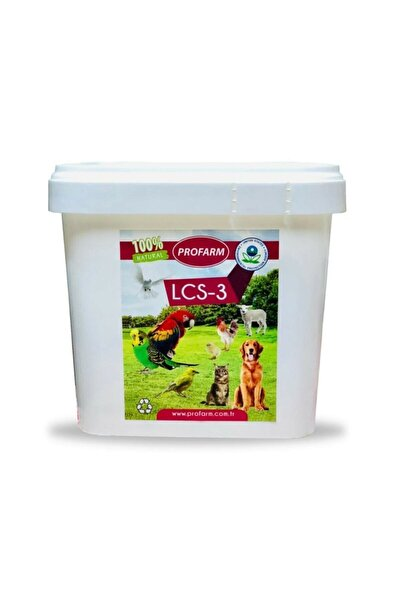 Profarm Lcs-3 Doğal Pire, Kene Ve Haşere Temizleme Tozu 1 Kg