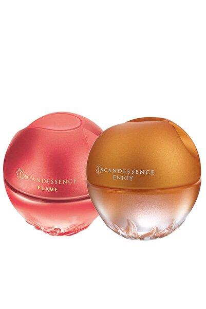 AVON Incandessence Enjoy Ve Incandessence Flame Kadın Parfüm Paketi