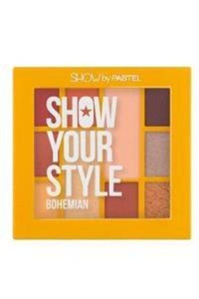 Pastel Show Your Style Eyeshadow Set Bohemian No 461 - Far Paleti