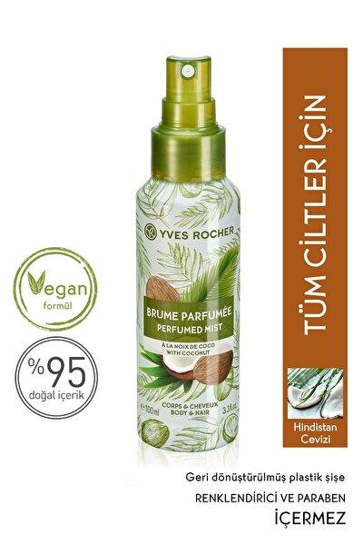 Yves Rocher Saç ve Vücut Spreyi - Hindistan Cevizi - 100 ml