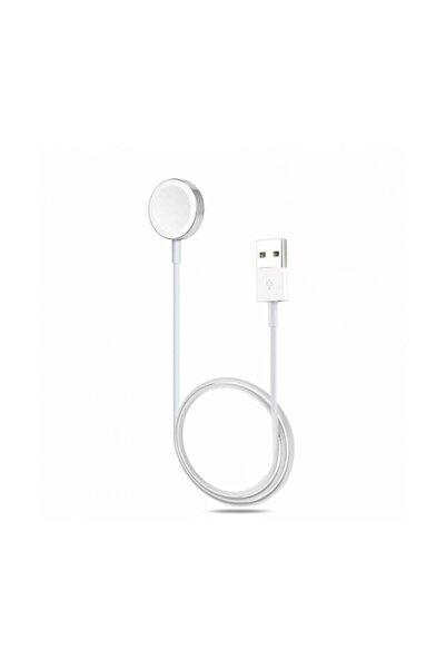 Joyroom S Iw001 Apple Iwatch Saat Magnetik Kablo Beyaz