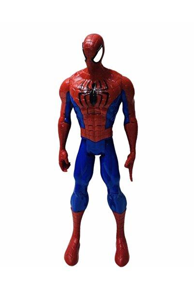 AVENGERS Örümcek Adam Spiderman Sesli Işıklı 30 Cm Figür Oyuncak