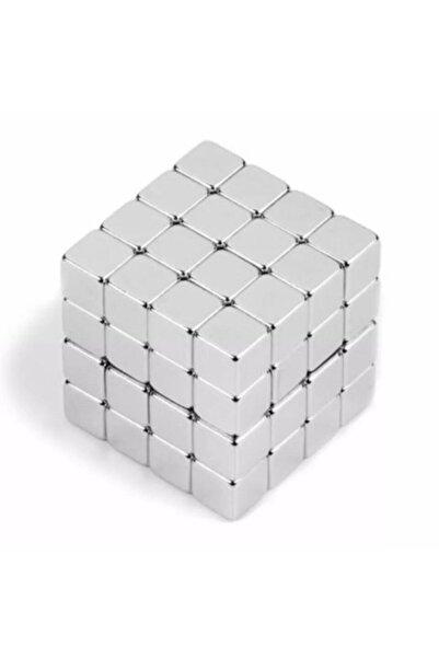 Hdg 10 Adet 10mm X 10mm X 10mm Güçlü Küp Neodyum Mıknatıs
