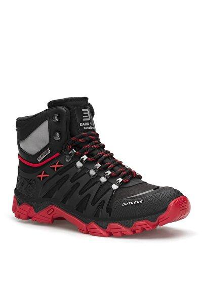 DARK SEER Siyah Kırmızı Unisex Outdoor Trekking Bot