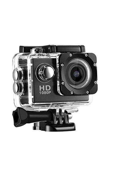 BLUE İNTER 1080p Hd Dijital Suya Dayanıklı Aksiyon Kamera