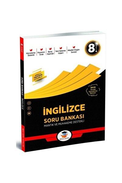Zeka Küpü Yayınları Zeka Küpü 8. Sınıf Ingilizce Soru Bankası 2021-2022