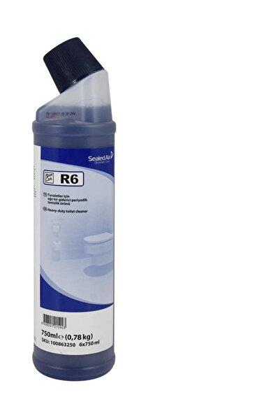 Diversey Taski R6 Tuvalet Temizleme Ürünü 750ml Ağır Kir Temizlik