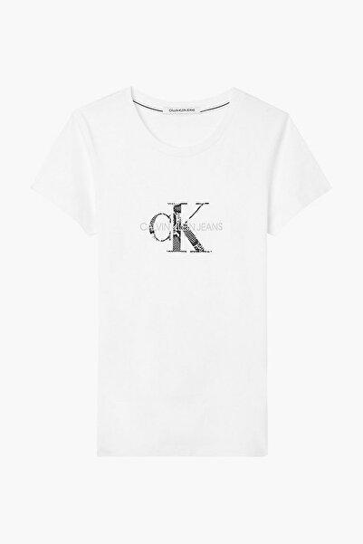 Calvin Klein Kadın  T-SHIRT J20J216250.YAF