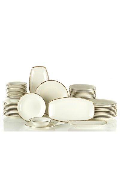 Kütahya Porselen Corendon 51 Parça Yemek Takımı