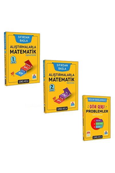 Şenol Hoca Yayınları Alıştırmalarla Matematik 1 + 2 Ve Çıtır Çerez Problemler