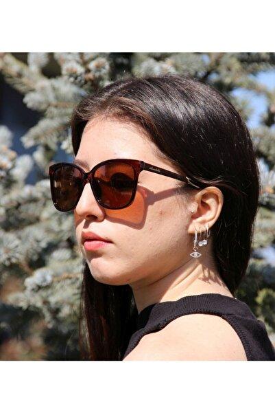 Anna Bella Kadın Dikdörtgen Güneş Gözlüğü ANB 217 06
