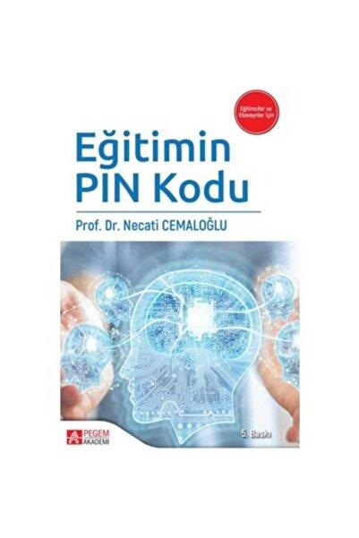 Pegem Akademi Eğitimin Pin Kodu - Necati Cemaloğlu