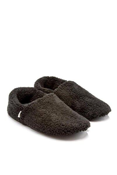 Twigy Yy1011 Cool Siyah Kadın Kışlık Ev Ayakkabısı