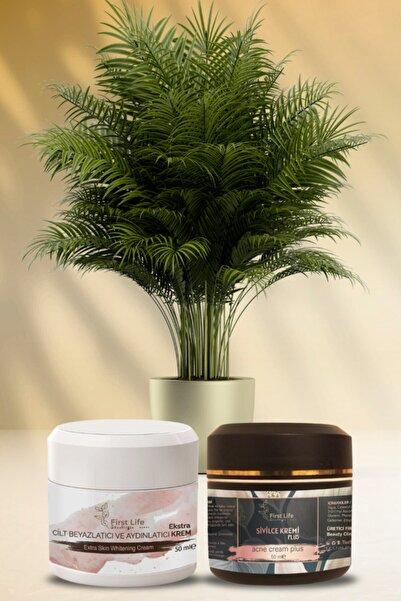 First Life Cosmetic Cilt Beyazlatici Ve Anti Acne Bakim ( 2 Li Set )