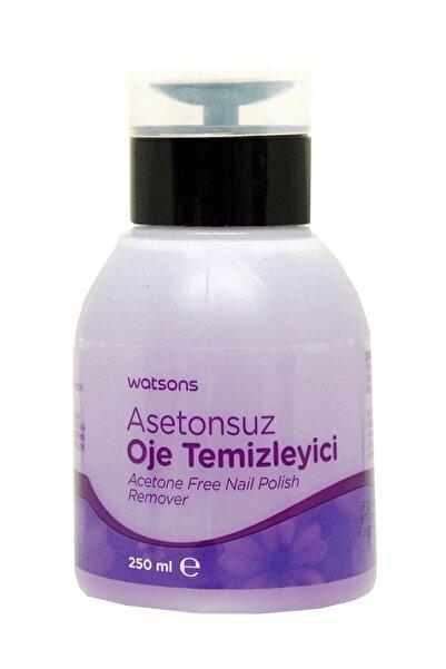 Watsons Pompalı Asetonsuz Oje Temizleyici 250 ml