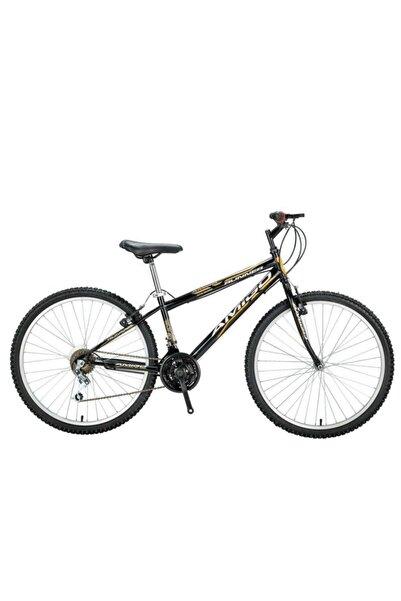 Amigo Siyah 26 Jant 21 Vites Spor Yol Bisikleti (led Far Hediyeli)