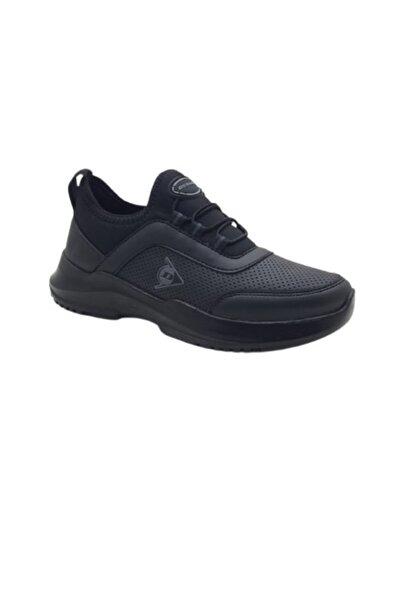 DUNLOP Kadın Siyah Sneaker Spor Ayakkabı