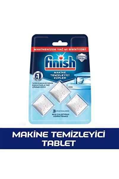 Finish Makine Temizleyici Tablet 3 Adet