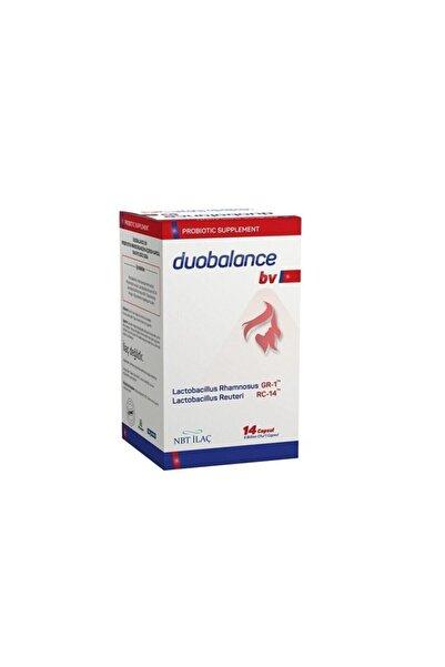 Nbt İlaç Duobalance Bv Probiyotik 14 Kapsül