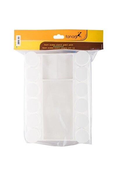 Fanart Academy Plastik Godeli Palet 12 Li