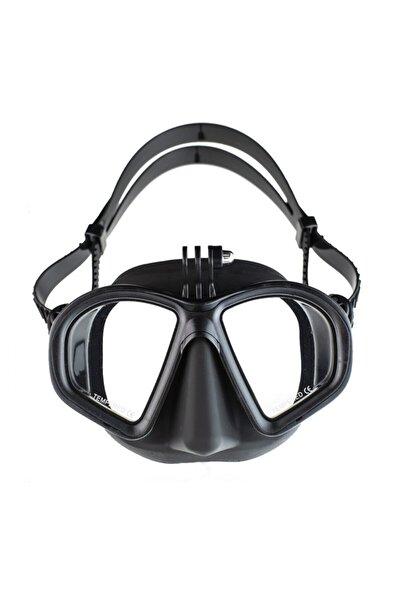 Subzero X-Pro Dalış Maskesi Gopro Adaptörlü