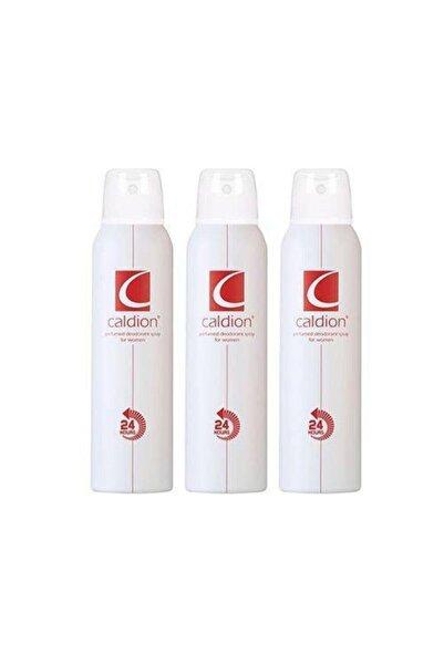 Caldion Kadın Deodorant 150 ml X 3 Adet