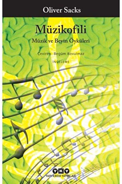 Yapı Kredi Yayınları Müzikofili – Müzik Ve Beyin Öyküleri
