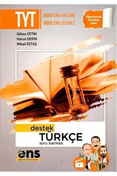 Ens Yayınları Ens Yayıncılık Tyt Türkçe Destek Soru Bankası