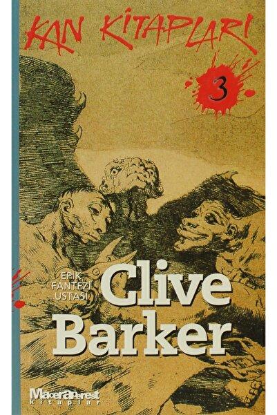 Oğlak Yayınları Kan Kitapları 3 - Clive Barker 9789753295246