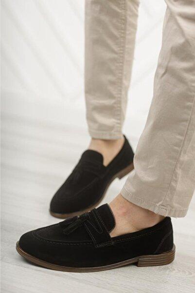 Moda Frato Modafrato Gnx-cr Süet Günlük Erkek Ayakkabı Klasik