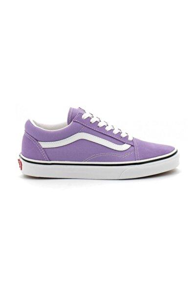 Vans Ua Old Skool Chalk Violet/true White Unisex Spor Ayakkabısı