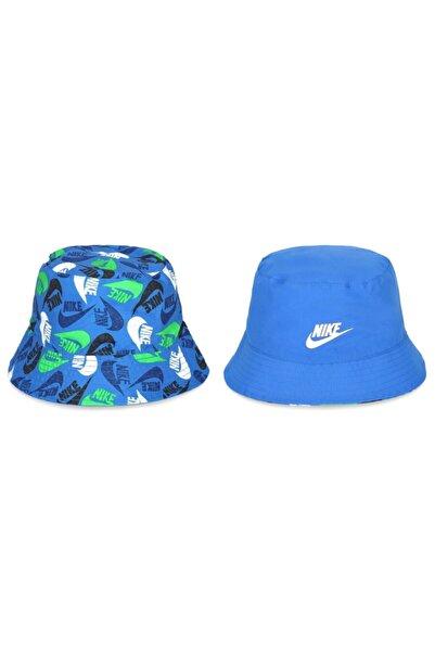 Nike Çift Taraflı Çocuk Şapka Dh0398 402