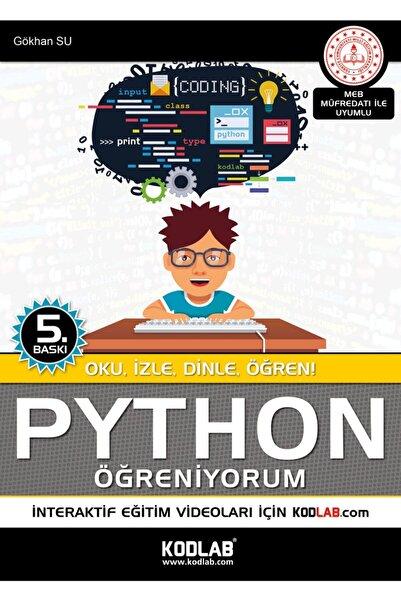 Kodlab Yayın Dağıtım Python Öğreniyorum