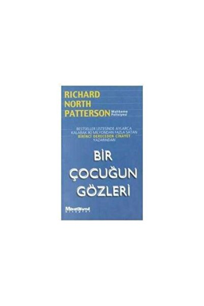 Oğlak Yayıncılık Bir Çocuğun Gözleri Birinci Dereceden Cinayet - Richard North Patterson