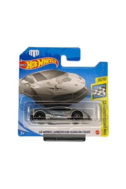 HOT WHEELS - Lbwk Lamborghini Huracan Coupe - 1:64 Ölçek - Hw Speed Graphics