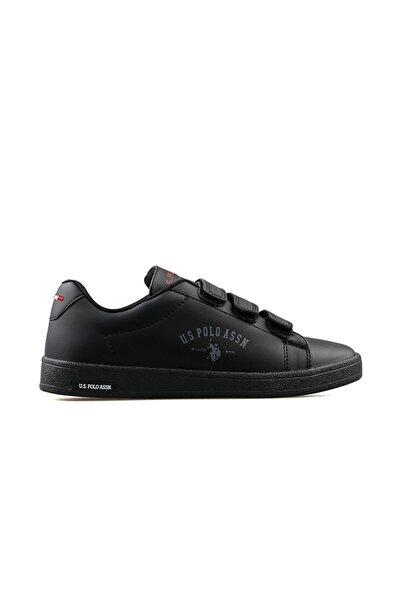 U.S. Polo Assn. 1f Singer Wmn Kadın Günlük Ayakkabı 1010327720 Siyah