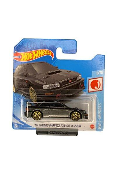 HOT WHEELS - '98 Subaru Impreza 22b Sti Version - 1:64 Ölçek - Hw J Imports