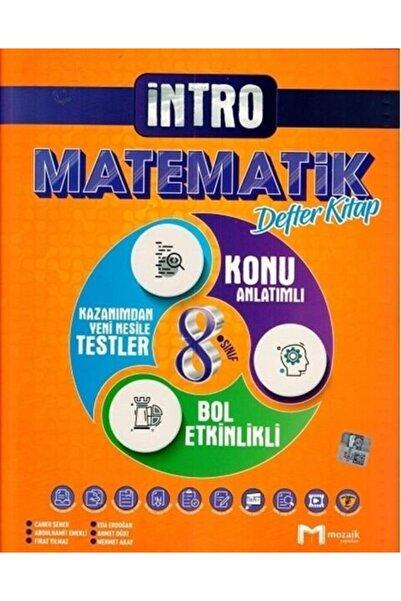 Mozaik Yayınları 8. Sınıf Matematik Mozaik Defter 2022