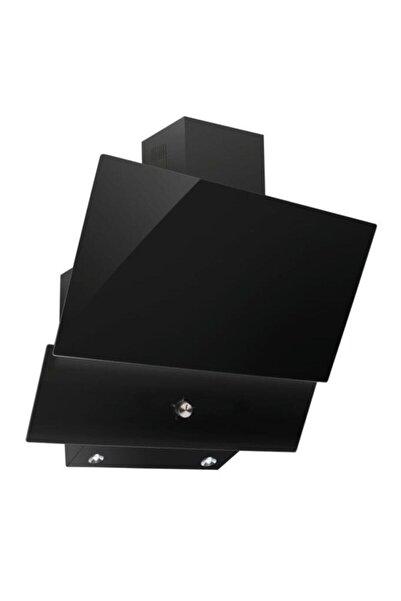 Luxell Da6-830 Siyah Ankastre Cam Davlumbaz