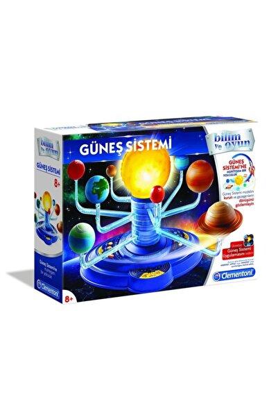 CLEMENTONI Bilim Ve Oyun - Güneş Sistemi 64445