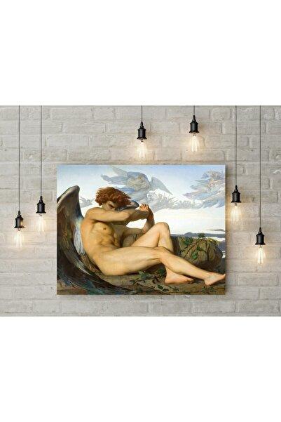 BiTablom Alexandre Cabanel - Fallen Angel Kanvas Tablo