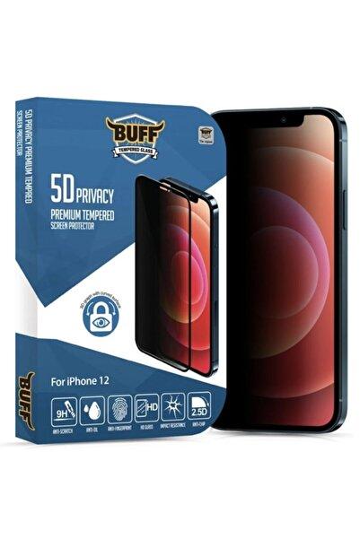 Buff Orjinal Iphone 12 Pro / 12 Privacy Hayalet Darbe Emici Ekran Koruyucu