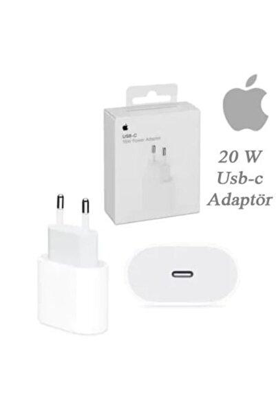 MY TECH Apple Iphone 20 W Usb-c Hızlı Şarj Adaptörü 11 /11 Pro Max 12/12 Pro Max Uyumlu