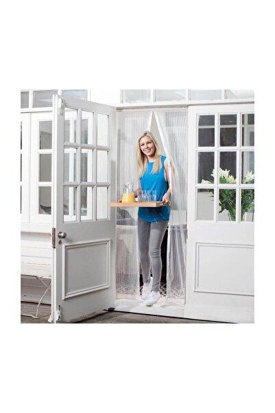 Marketonya Mıknatıslı Kapı Sinekliği Mıknatıslı Sinek Perdesi 120x210 Cm