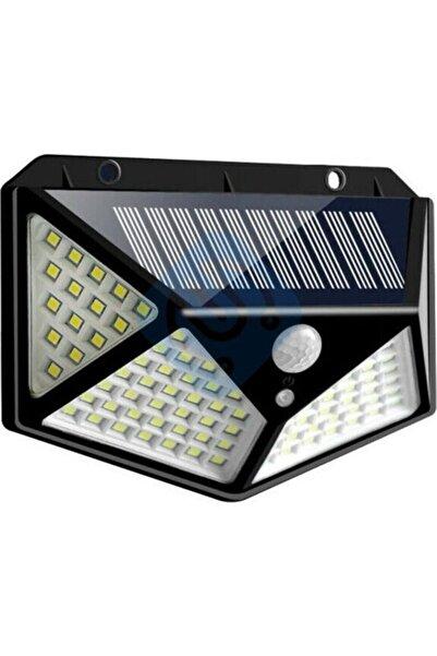 gaman 100 Led Dış Mekan Solar Aydınlatma Fotoselli Solar Lamba Hareket Sensörlü Güneş Enerjili Lamba