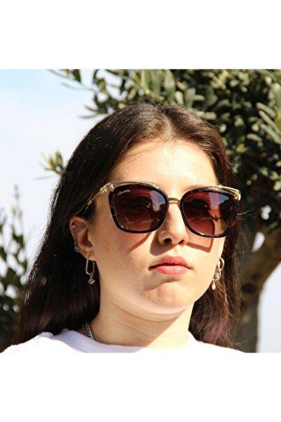 Anna Bella Kadın Dikdörtgen Güneş Gözlüğü ANB 215 05