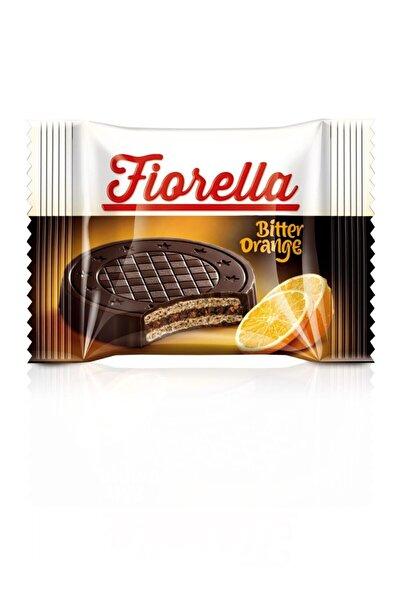 FIORELLA Crunch Bitter Çikolatalı Portakal Kremalı Gofret 20 gr