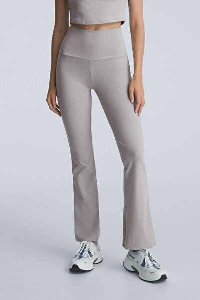 Oysho Comfort İspanyol Paça Tayt Pantolon